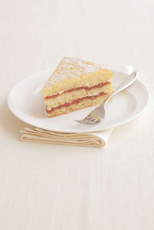 Torta Genoise