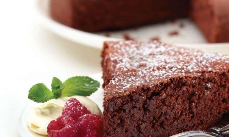 Torta leggera al cioccolato