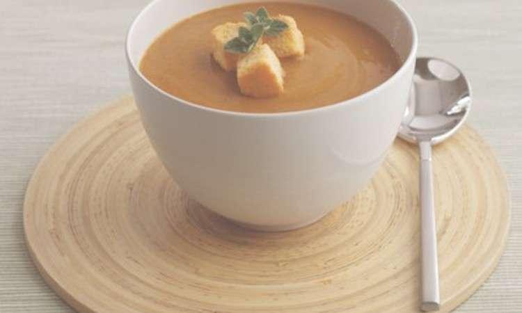 Zuppa di lenticchie e lime