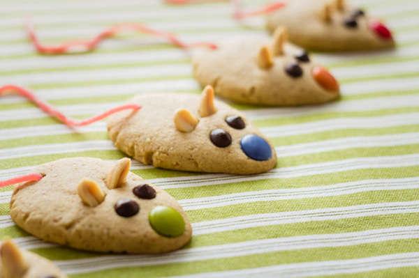 Biscottini di arachidi