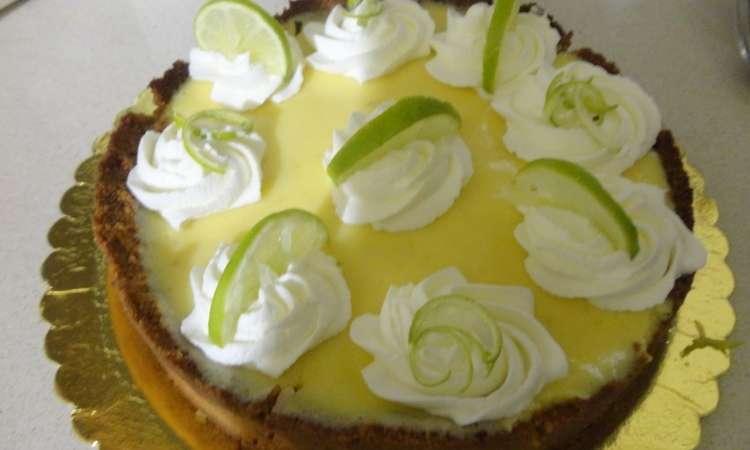 key lime meringue pie