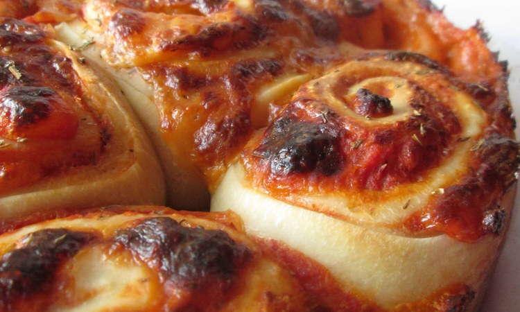 PIZZA DI ROSE