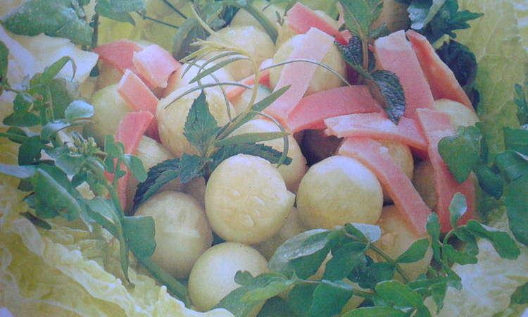 insalata  orientale