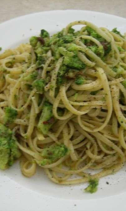 Spaghetti alla dublinese