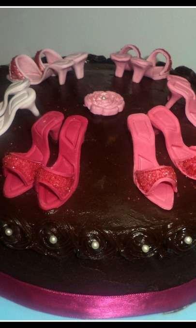 SPONGE CAKE AL CIOCCOLATO