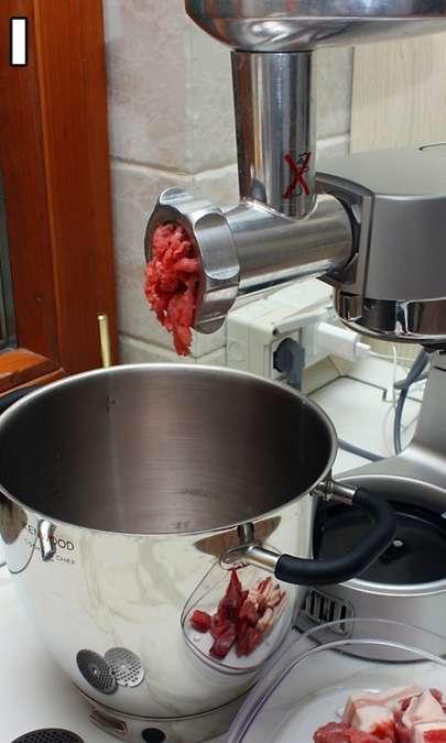 Involtini di verza con carne e riso