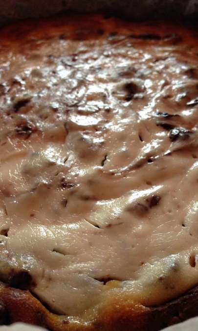Tortino cioccolato e yogurt