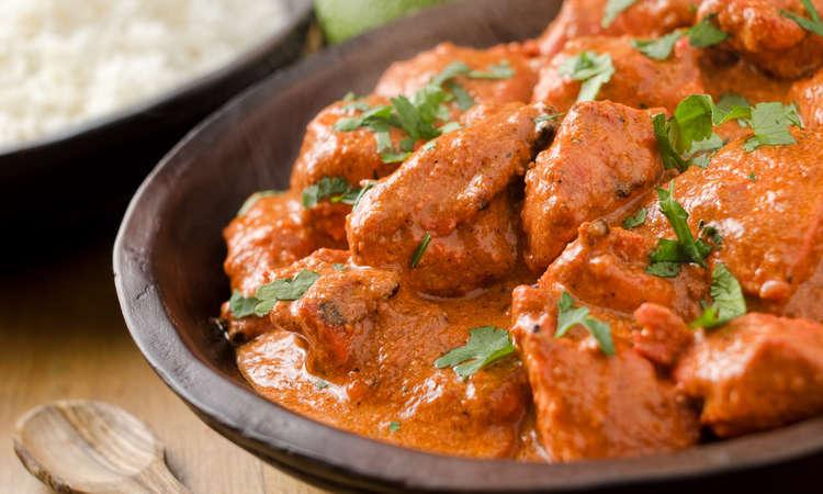 Salsa indiana al curry