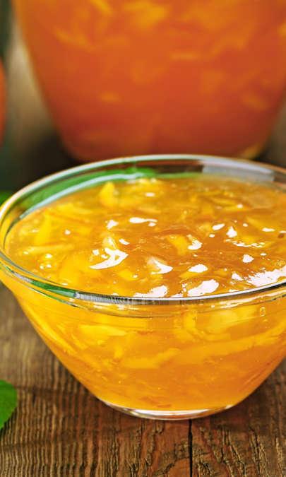 Confettura di arance amare