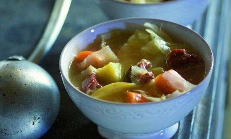 Zuppa al cavolo