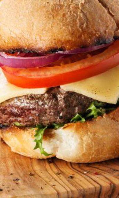 Burger di manzo