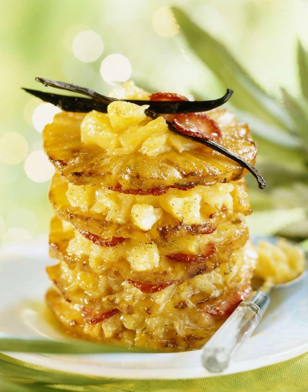Ananas arrosto