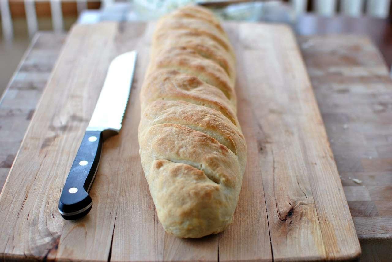 Pane a lievitazione veloce