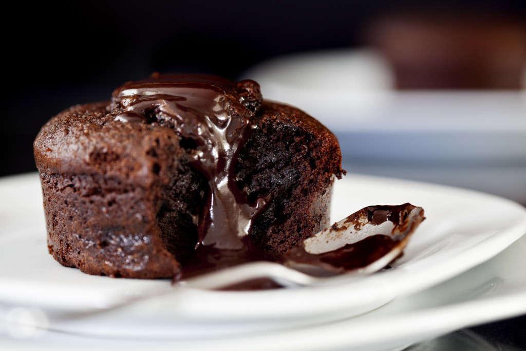 Tortini di cioccolato con cuore morbido