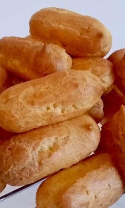 Pasta bignè - Mini Éclair