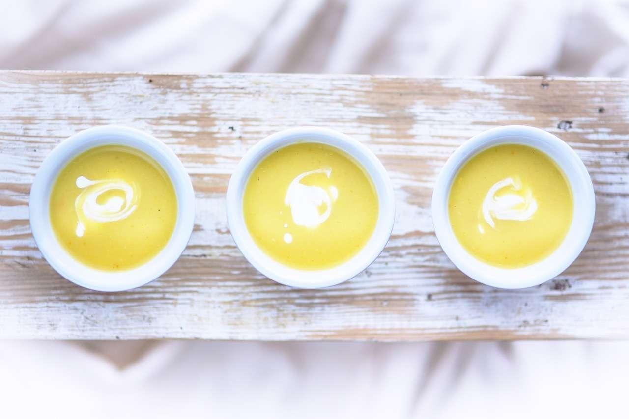 Zuppa fredda di yogurt e cetriolo