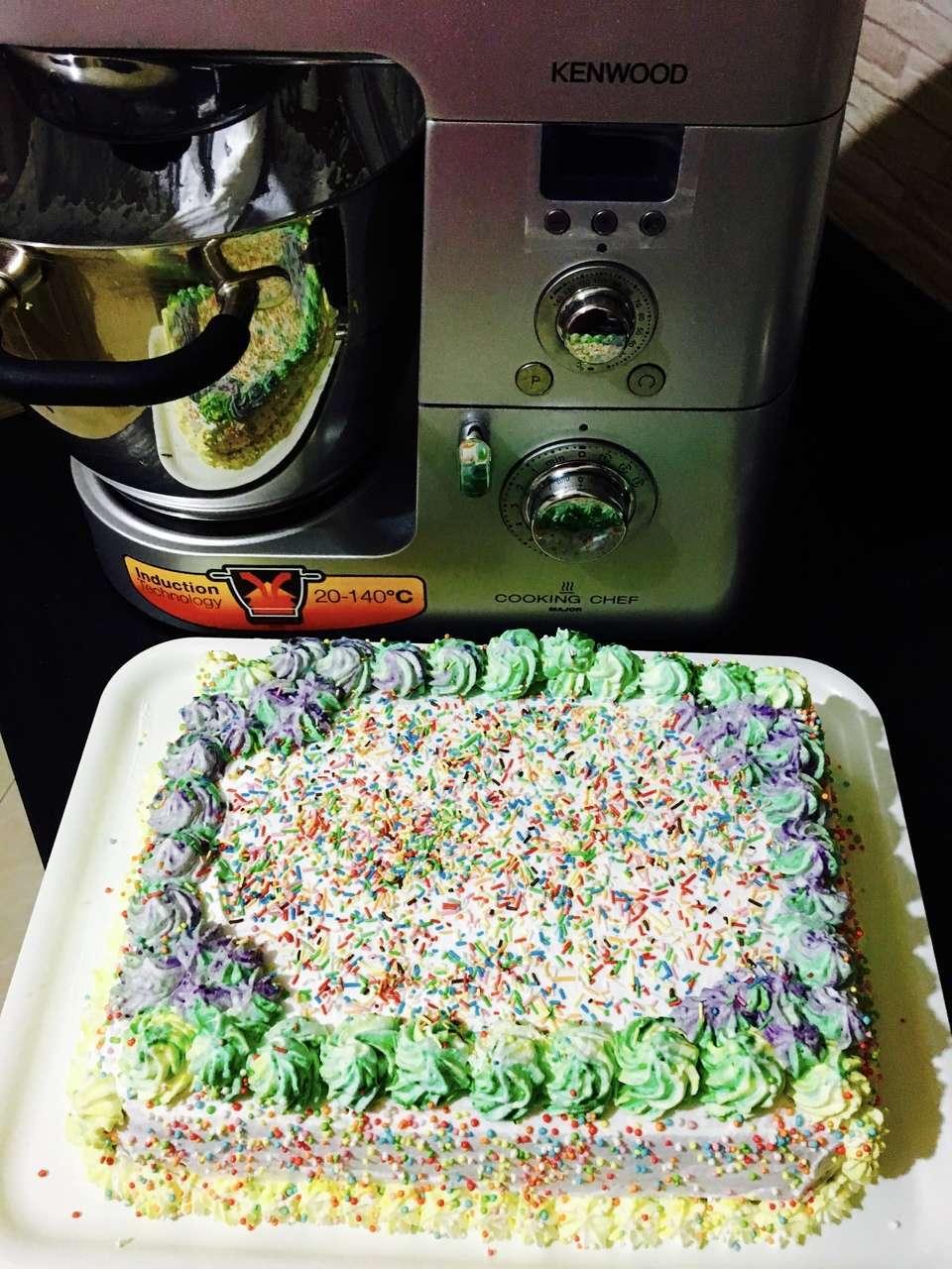 Base per torta di compleanno