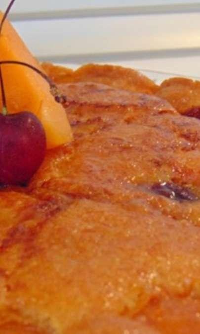 Soft Cake alle ciliegie e albicocche