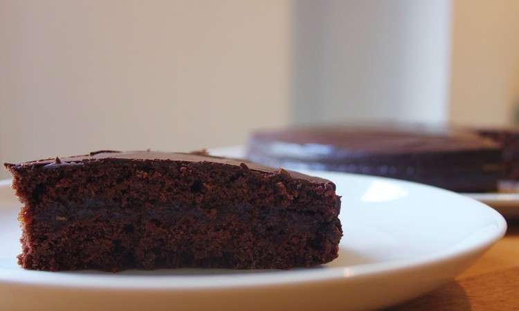 Torta Sacher vegana