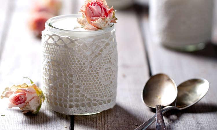 Frullato allo yogurt e curcuma