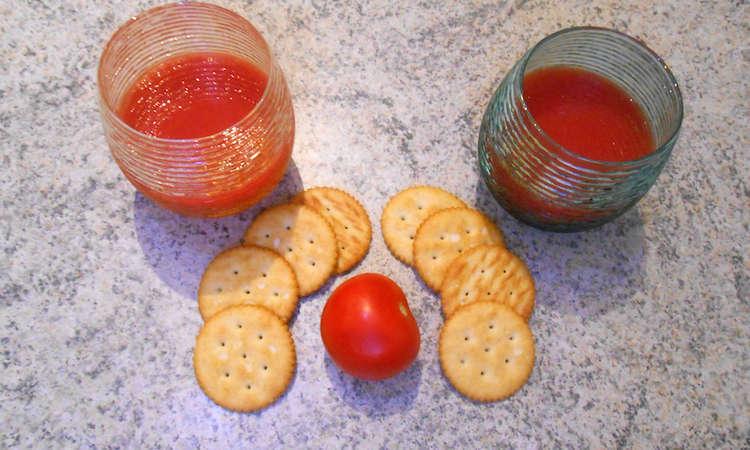 Succo di pomodoro da bere