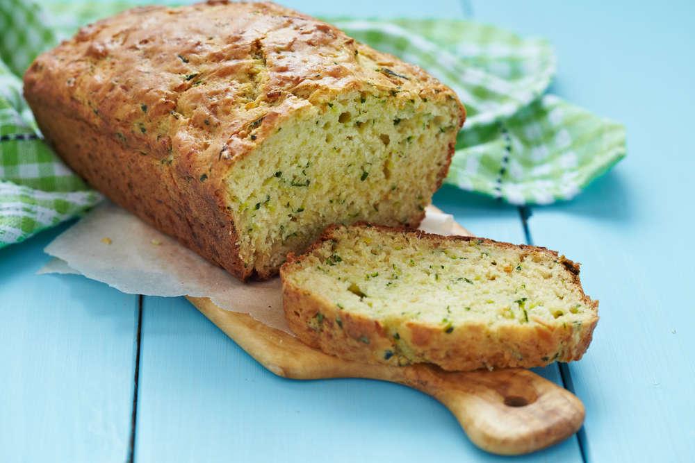 Zucchini bread di SONIA PERONACI