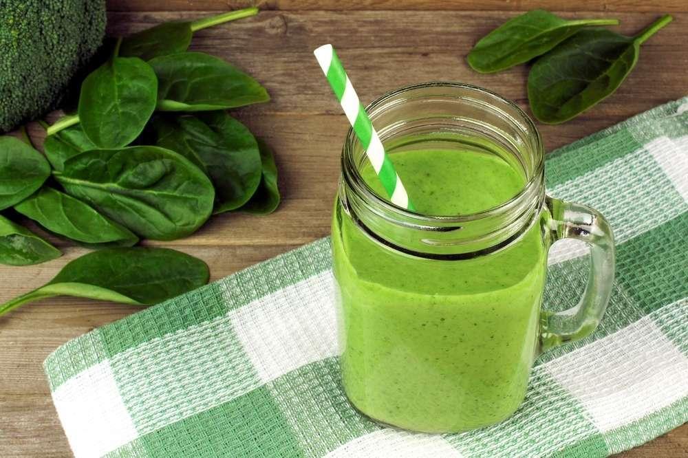 Super green power smoothie