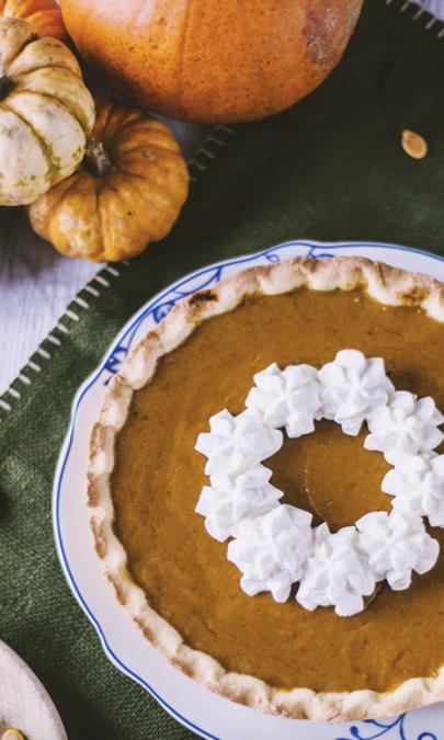 Pumpkin pie di Sonia Peronaci