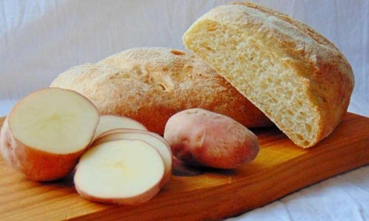 Pagnotta rustica di patate