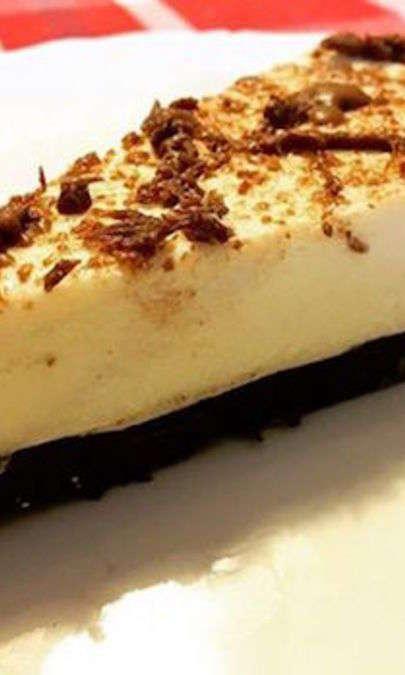 OREO Cheesecake al doppio cioccolato