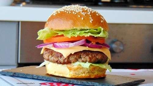 Pane per Burger
