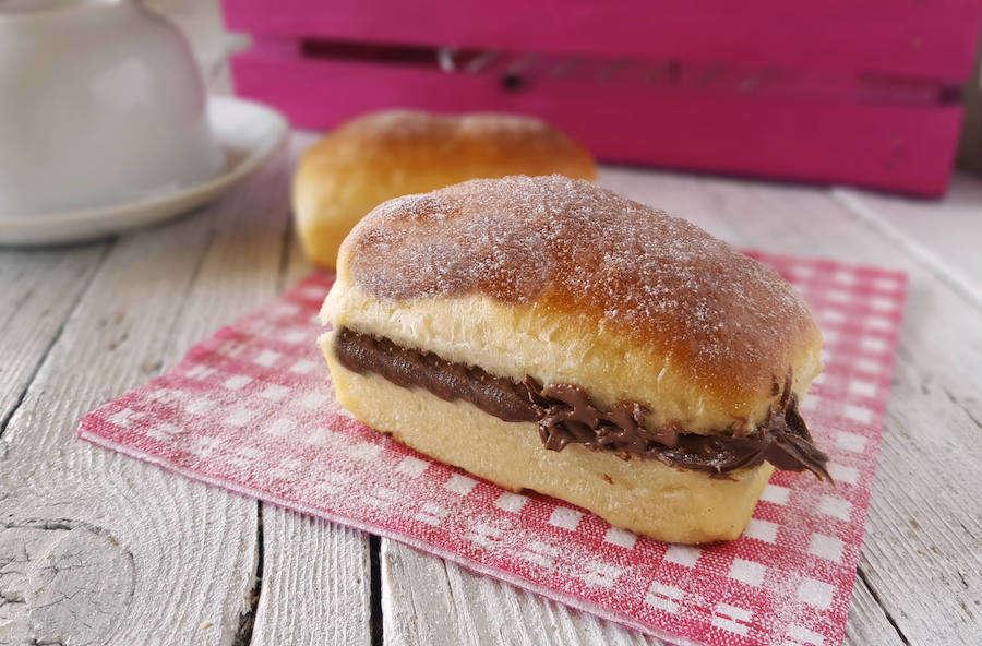 Mini plumcake di brioche