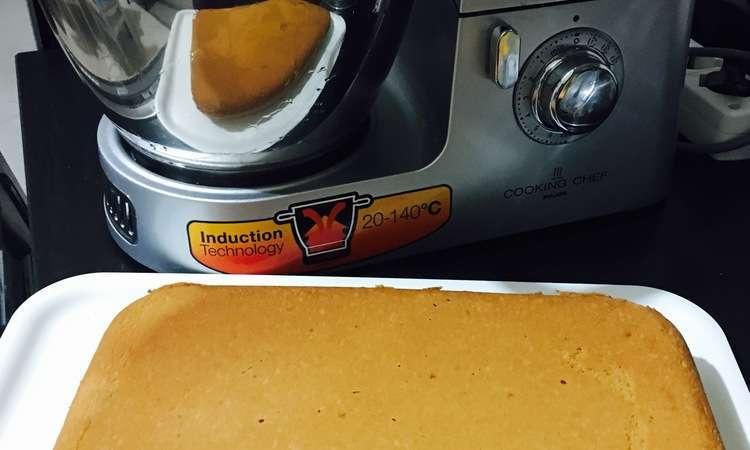 Pan di Spagna integrale