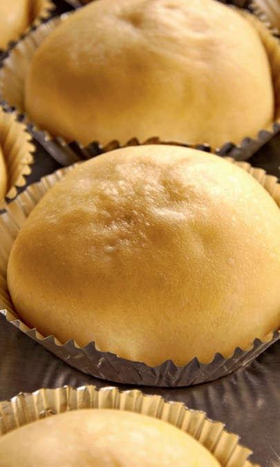 Panini di pan brioche