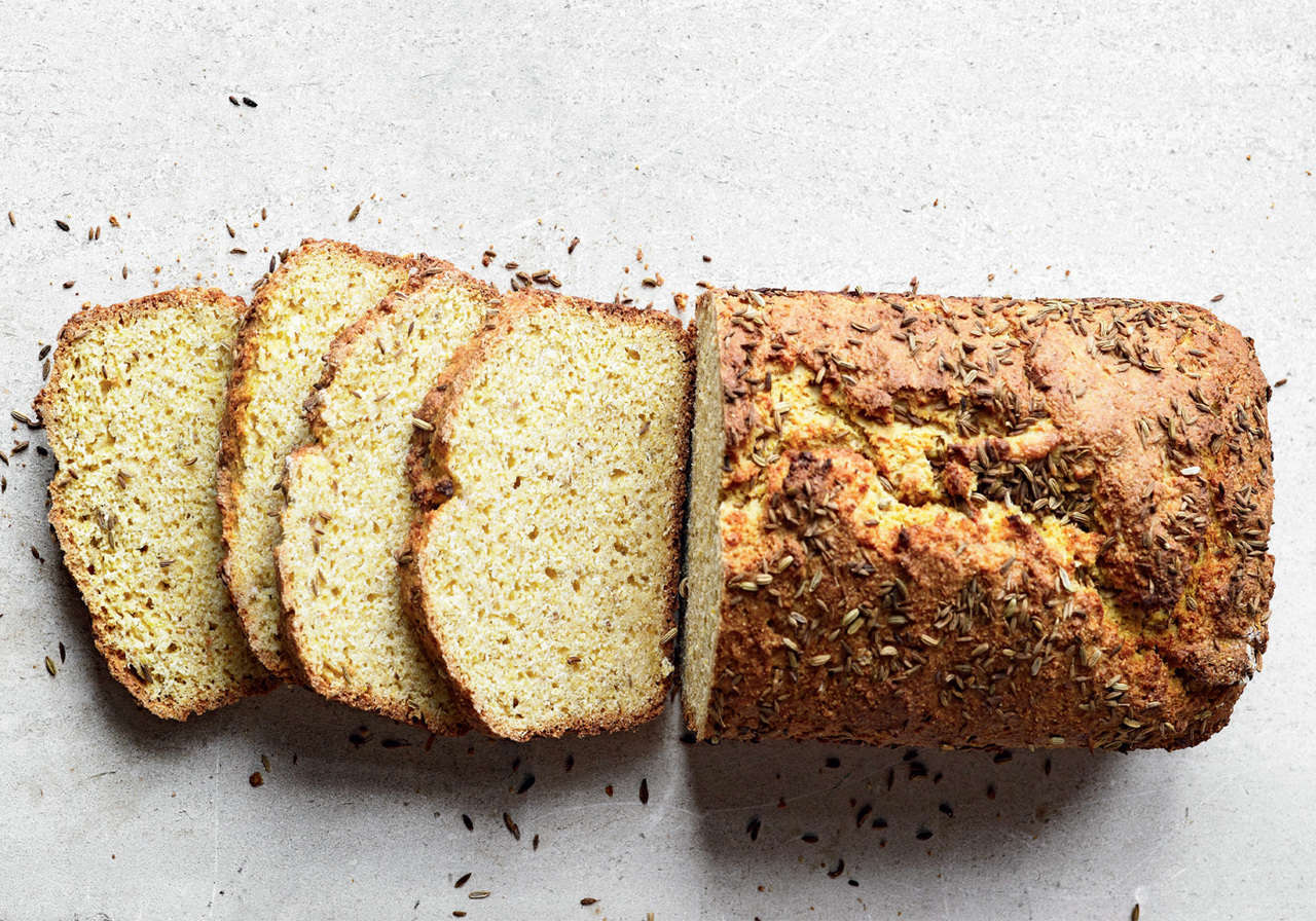 Plum-cake alla vaniglia