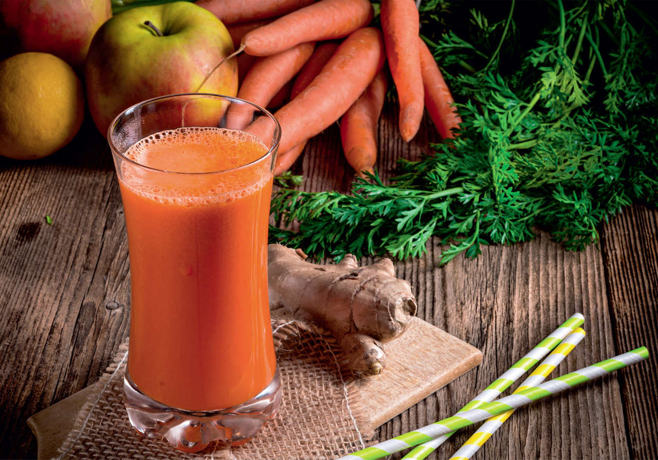 Succo di frutta alle mele