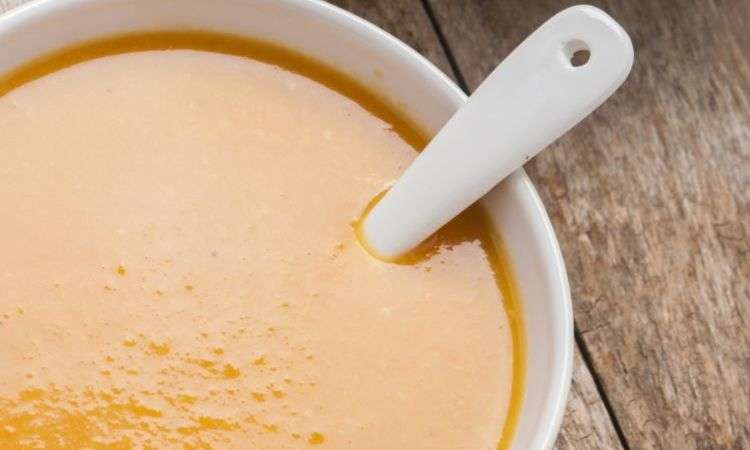 Crema di carota e zucca