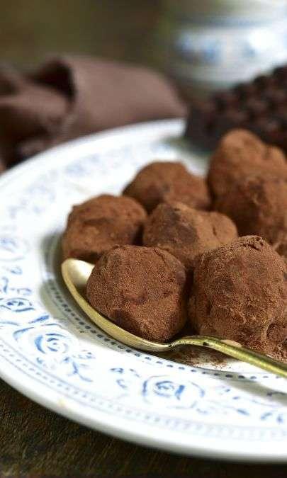 Tartufi di cioccolato