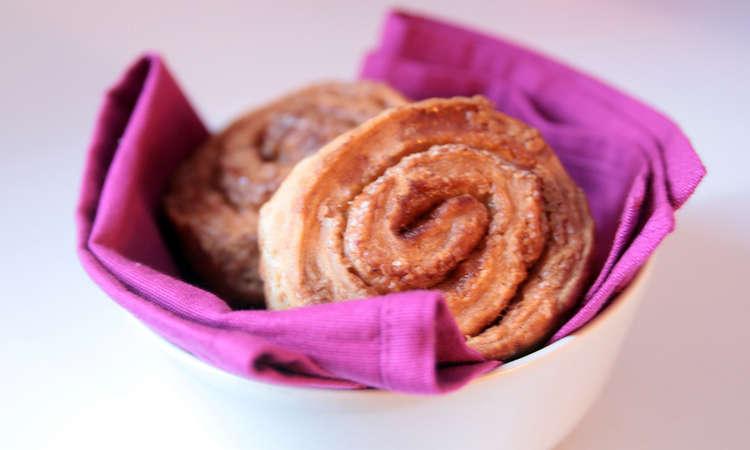 Cinnamom rolls - girelle alla cannella