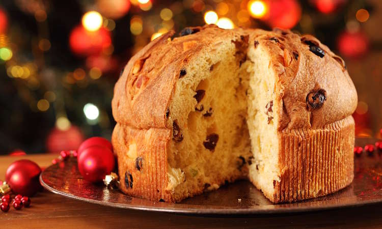 Visual panettone k club