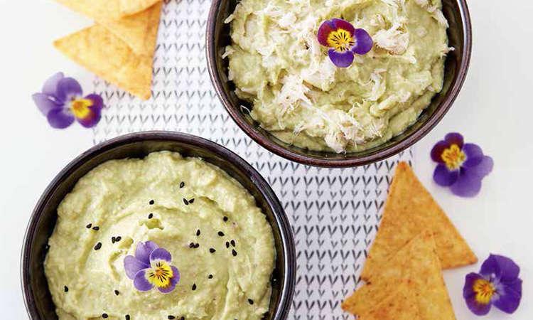 Guacamole con Cooking Chef Gourmet