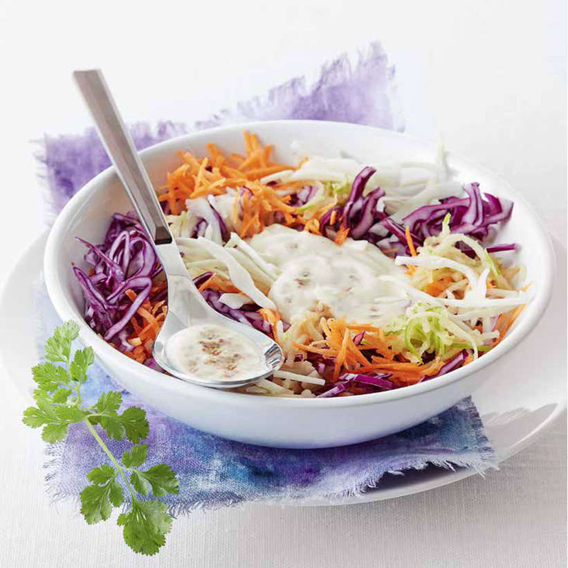 Coleslaw express ai due cavoli