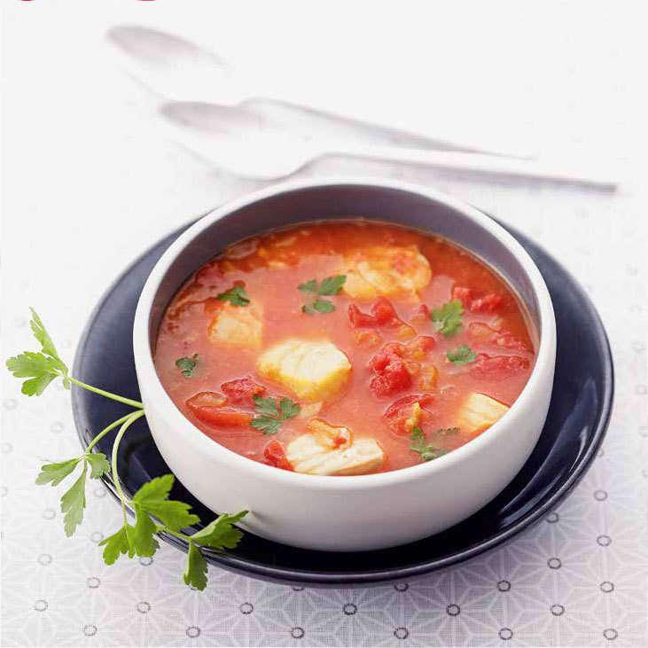 Zuppa di pesce express