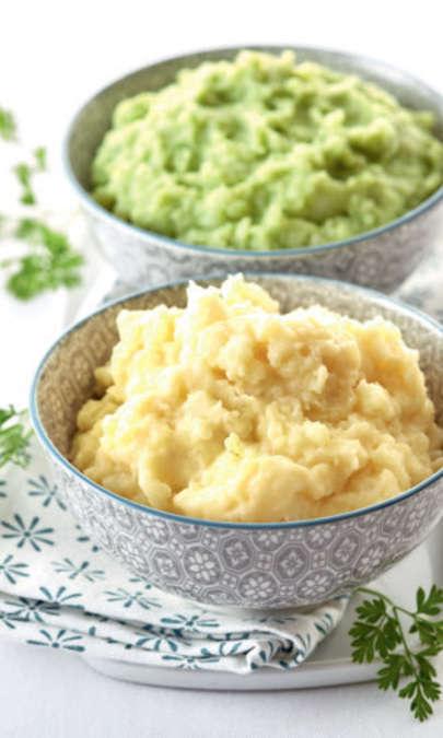 Purè di patate con Cooking Chef Gourmet