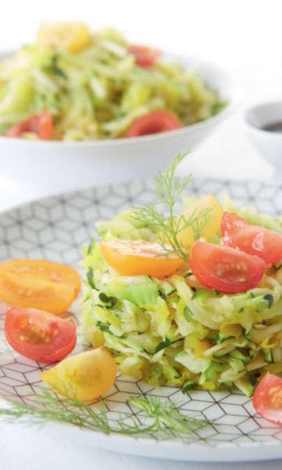 Padellata di verdure estive