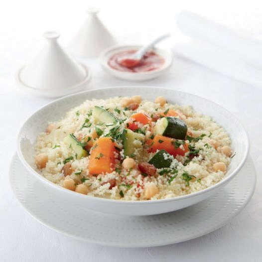 Cuscus vegetariano