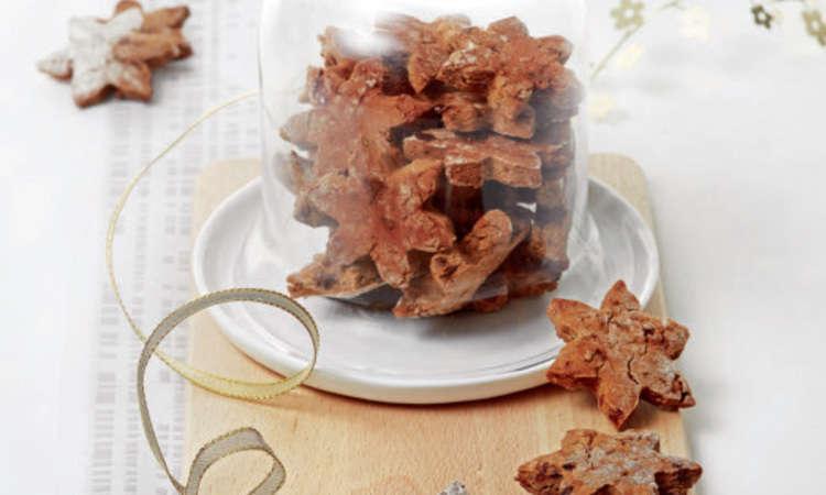 Biscotti speziati senza glutine