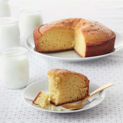 Torta allo yogurt con Cooking Chef Gourmet