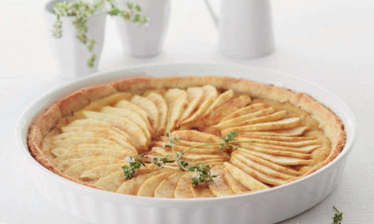 Crostata di mele con Cooking Chef Gourmet