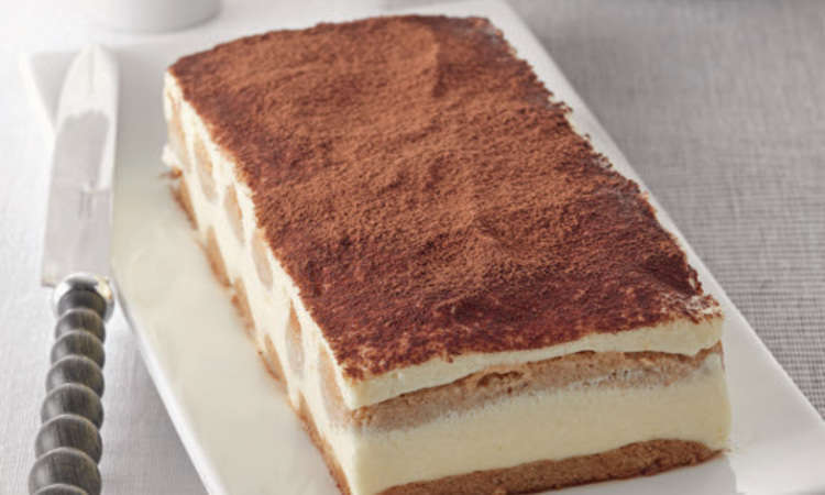 Tiramisù con Cooking Chef Gourmet